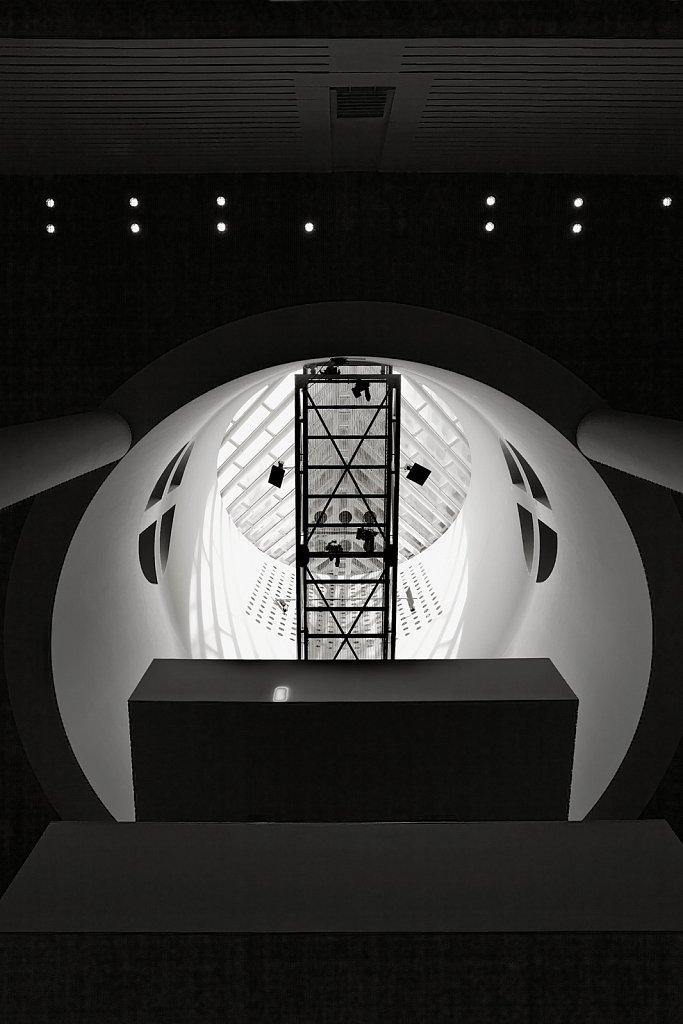 San Francisco Museum Of Modern Art interior, California